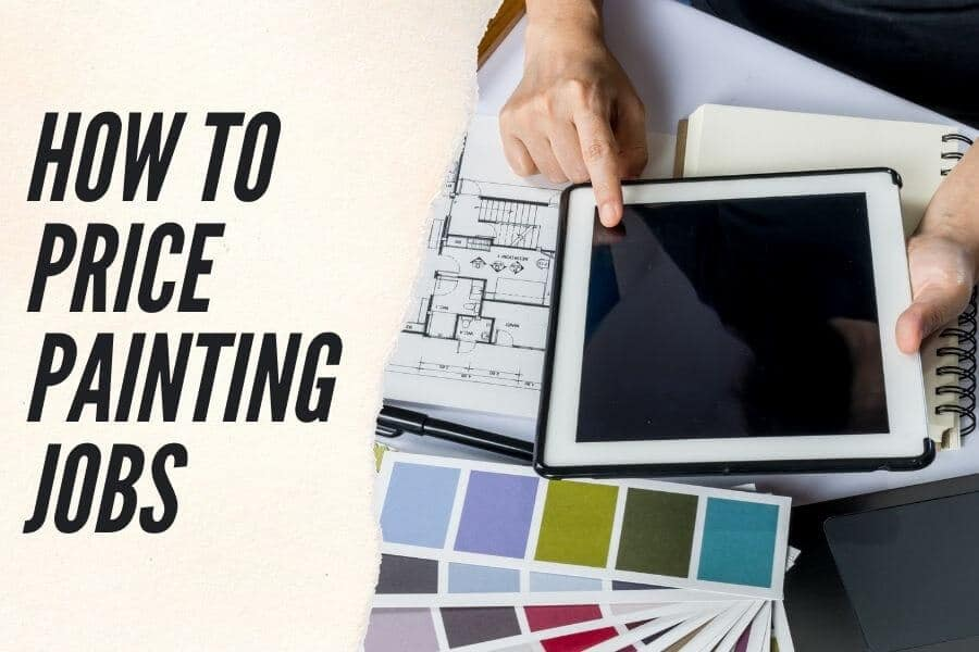 how to estimate paint jobs