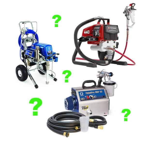 What is the best paint sprayer