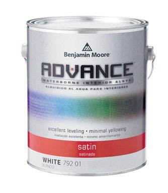 benjamin moore advance cabinet paint