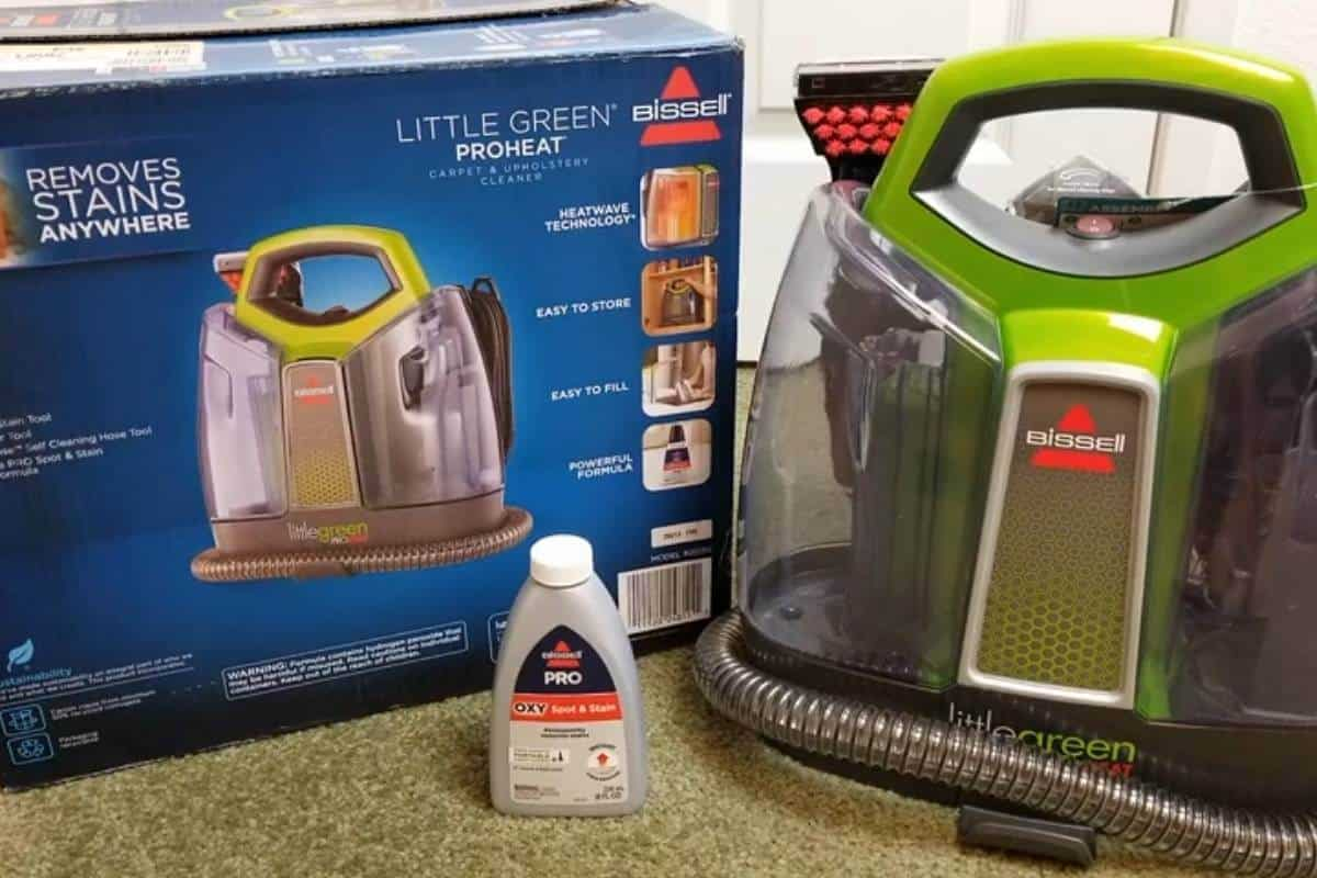 bissell proheat pet starter pack