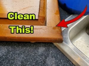 how to clean kitchen cabinets before painting blog