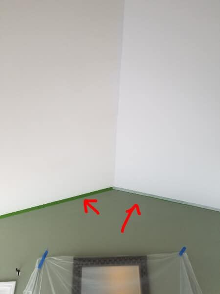 how to paint a room ceilings (1)