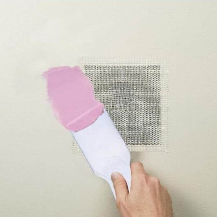 how to patch a hole in the wall 3