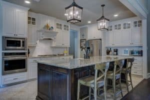 how to paint kitchen cabinets Interior Painters