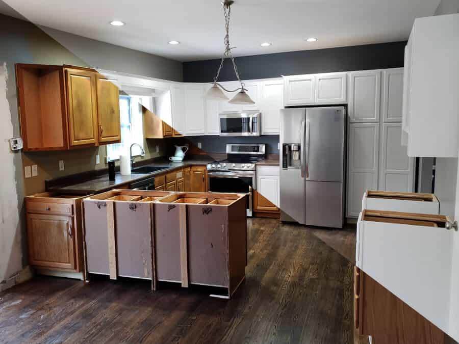 interior painter albany ny kitchen cabinets