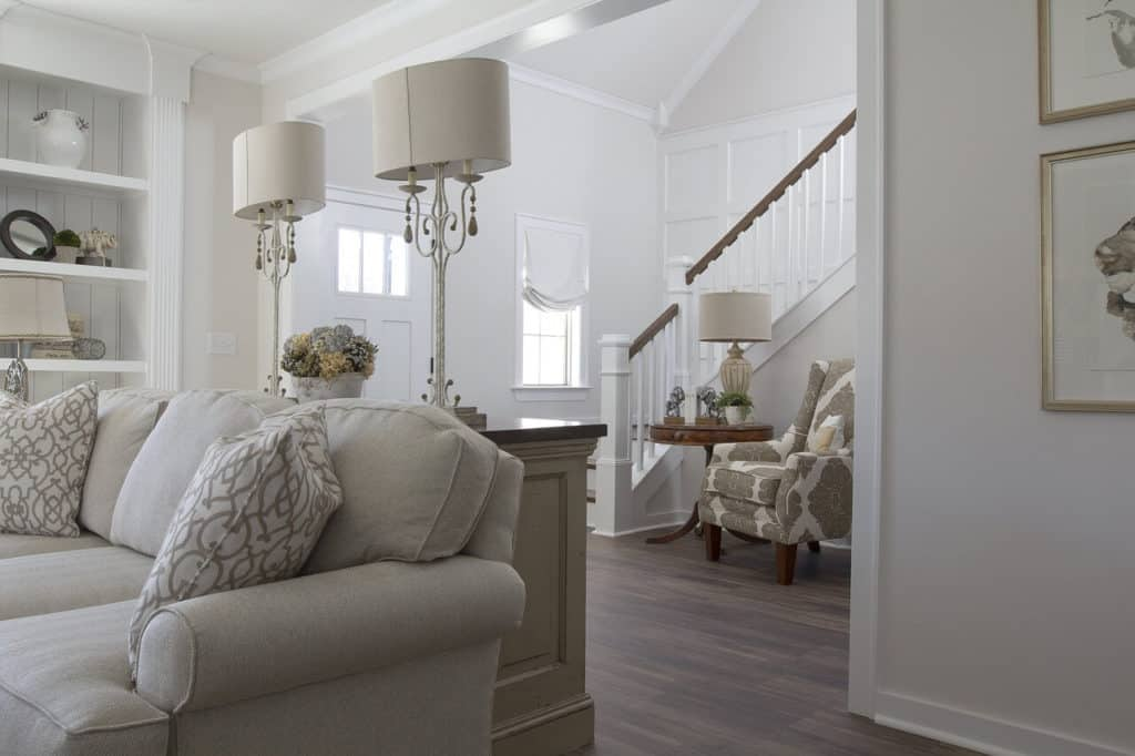 how to paint a room and where to start