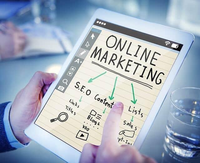 building a online presence
