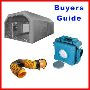 paint spray booth buyers guide