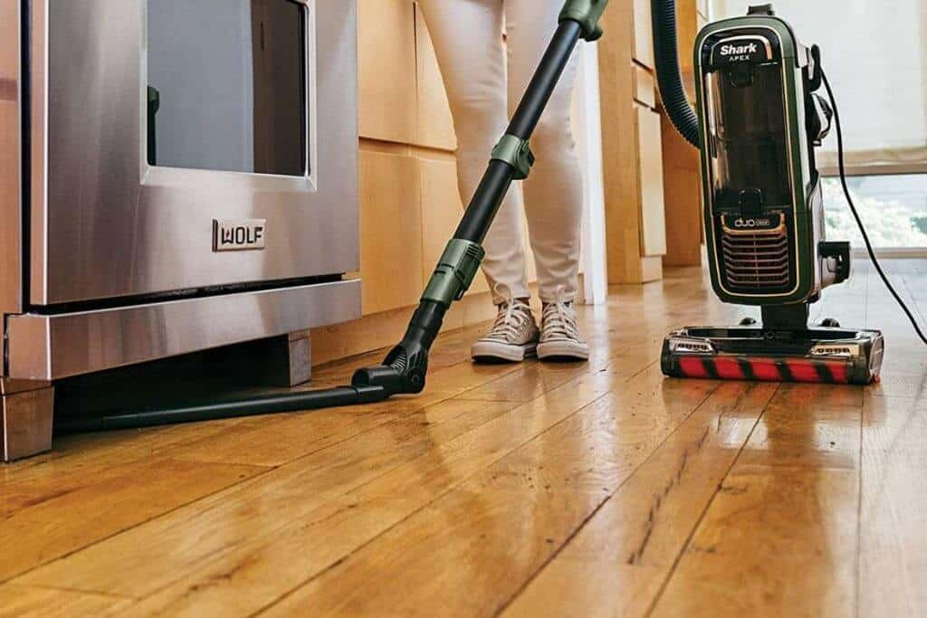 shark apex upright for hardwood floors 2