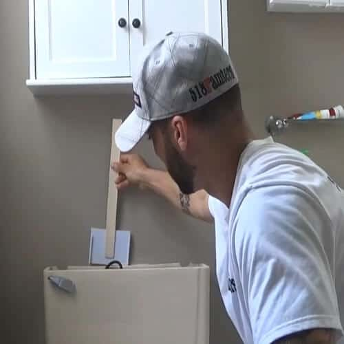 tool to paint behind toilets 4